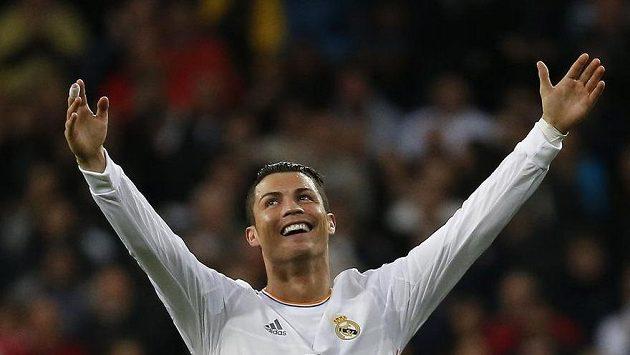 Cristiano Ronaldo chce podobně jásat i v sobotní noci v Lisabonu.