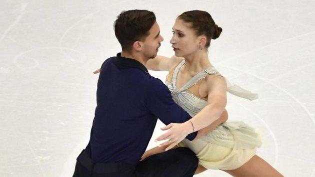 Sportovní dvojice Jelizaveta Žuková, Martin Bida