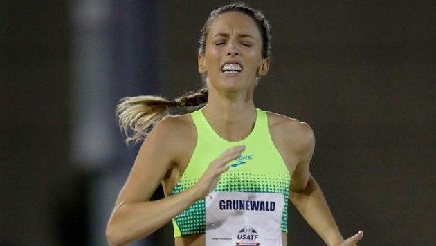 Gabriele Grunewaldová podlehla rakovině ve 32 letech