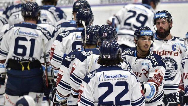 Hokejisté Vítkovic se vrátili k tréninku.