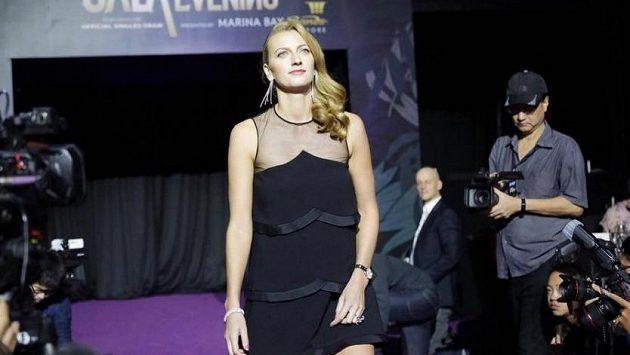 Petra Kvitová se může těšit s dalšího úspěchu