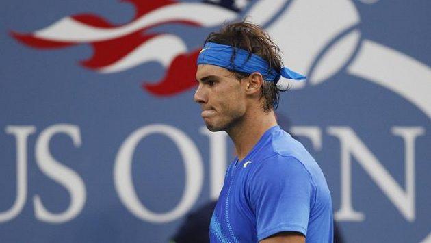 Rafael Nadal se na letošnímUS Open nepředstaví.