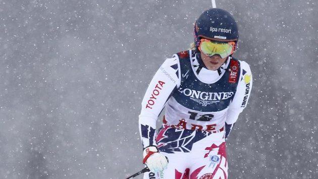 Kateřina Pauláthová si na mistrovství světa v Aare poškodila meniskus a po březnových závodech Světového poháru ve Špindlerově Mlýně podstoupí operaci