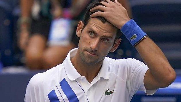 Djokoviče vyloučili z US Open