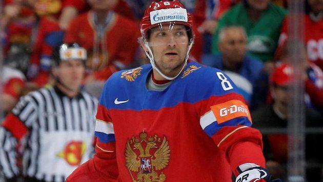 Alexandr Ovečkin.