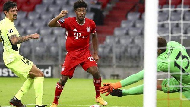 Sestřih zápasu Ligy mistrů Bayern Mnichov - Atlético Madrid