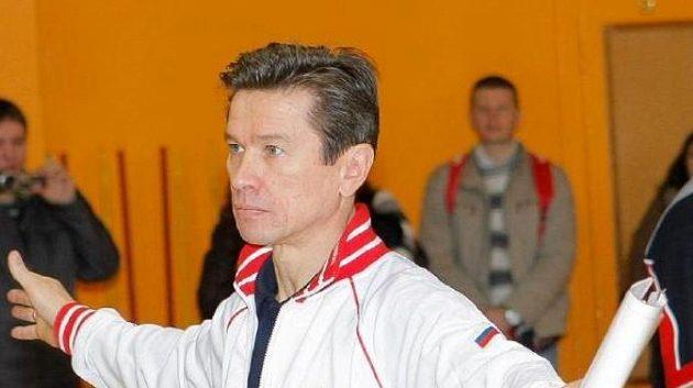 Ruský trenér Vjačeslav Bykov