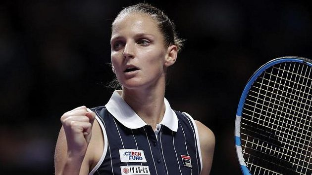 Karolína Plíšková ukončila spolupráci s trenérkou Martínezovou.