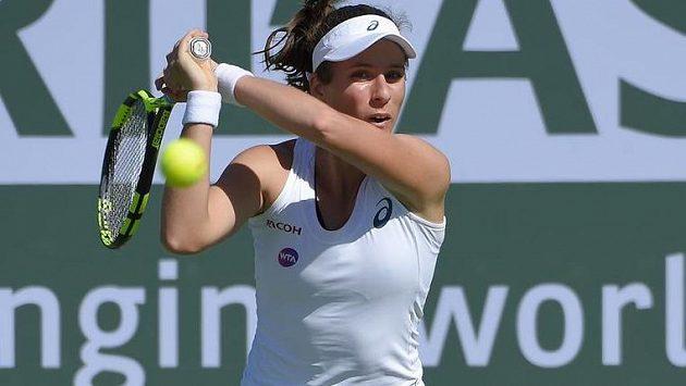 Britská tenistka Johanna Kontaová - ilustrační foto.