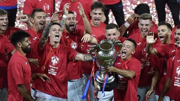 Problémy fotbalistů FCSB neberou konce (archivní foto)