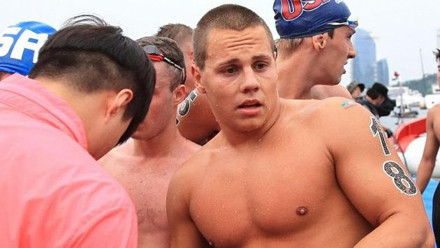Matěj Kozubek doplaval na jedenáctém místě