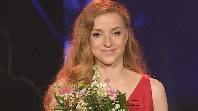 Markéta Davidová je novou královnou českého biatlonu.