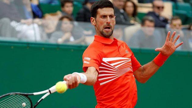 Novak Djokovič se na postup hodně nadřel