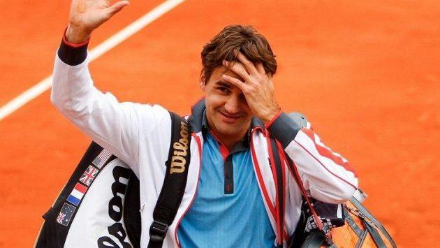 Roger Federer se opět po třech letech představí na antuce
