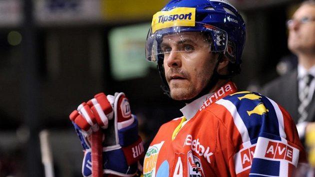 Tomáš Rolinek opět navlékne pardubický dres.