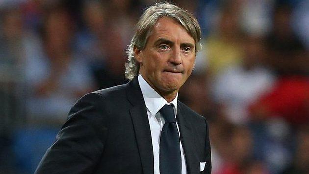 Roberto Mancini je mezi kandidáty na pozici kouče italské reprezentace, hlavním favoritem ale není.