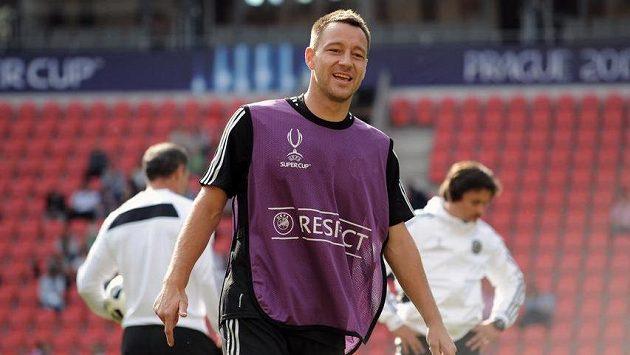 Obránce John Terry skončí po sezóně v Chelsea - archivní snímek.