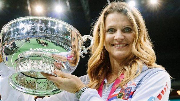 Lucie Šafářová je v nominaci na fedcupový zápas s Kanadou