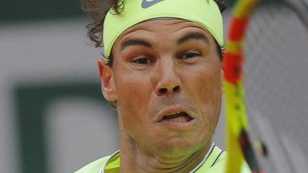 Rafael Nadal útočí na svůj dvanáctý titul z Paříže