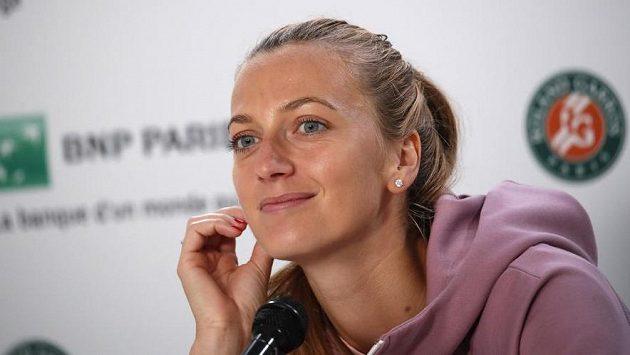 Tenistka Petra Kvitová se stále potýká s psychickými následky přepadení.