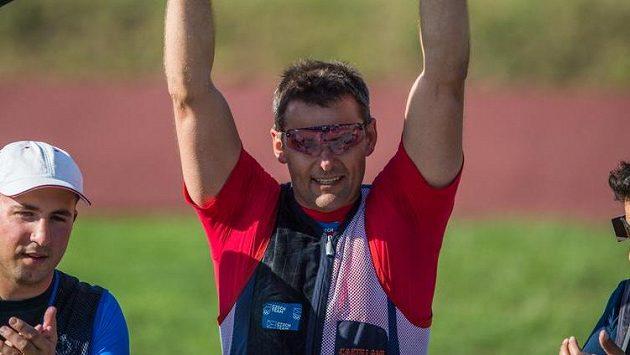 David Kostelecký mohl být se svým výkonem naprosto spokojen