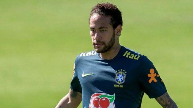 Neymar kapitánem Brazílie nebude.
