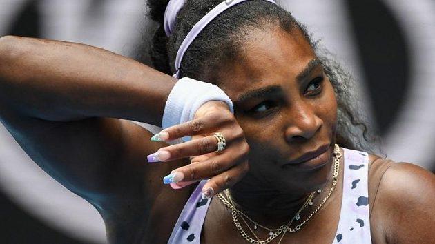 Serena Williamsová má za sebou těžké životní období