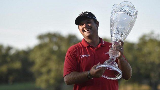 Patrick Reed vyhrál golfový turnaj ve Farmingdale.