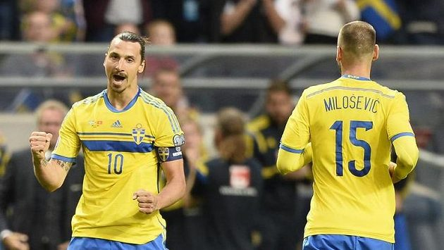 Zlatan Ibrahimovič by se nebránil zahrát si na olympijských hrách.