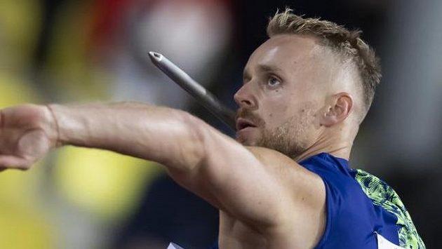 Jakub Vadlejch skončil na čtvrtém místě