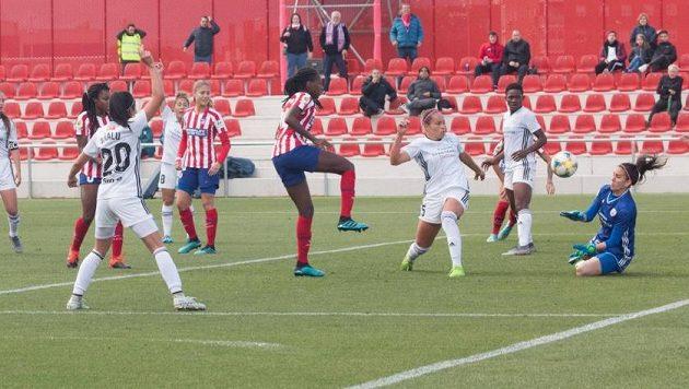 Španělské fotbalistky se rozhodly kvůli sporům s kluby o minimální mzdu vstoupit do stávky (ilustrační foto)