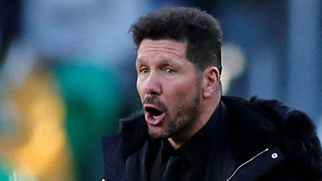 Diego Simeone prodloužil smlouvu s Atléticem do roku 2022