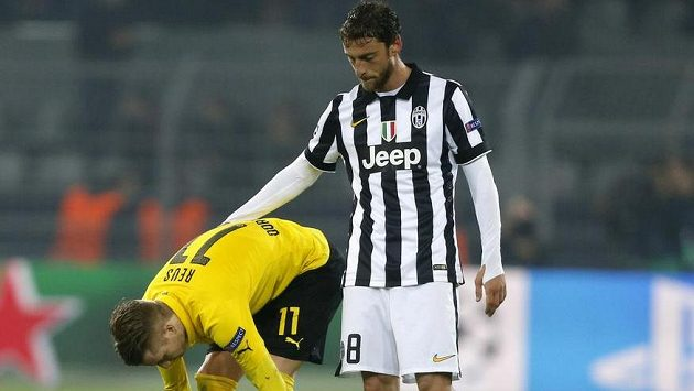 Claudio Marchisio už do konce sezóny Juventusu nepomůže.