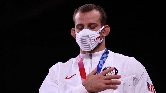 Olympijským vítězem mezi volnostylaři ve váze do 86 kilogramů se stal americký zápasník David Taylor