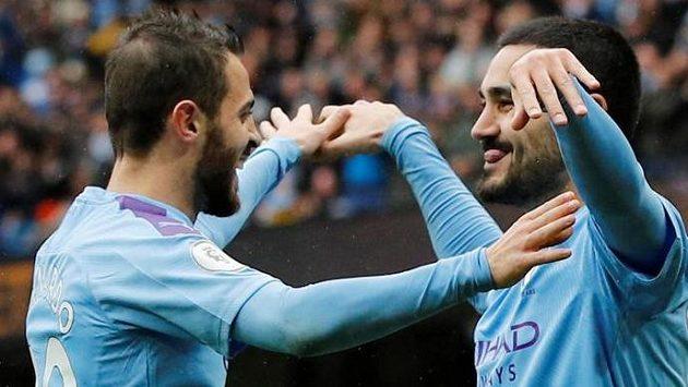 Fotbalisté Manchesteru City rozhodli o svém vítězství ve druhém poločase