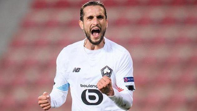 Yusuf Yazici z Lille.