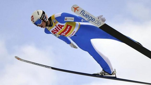 Norský skokan na lyžích Halvor Egner Granerud