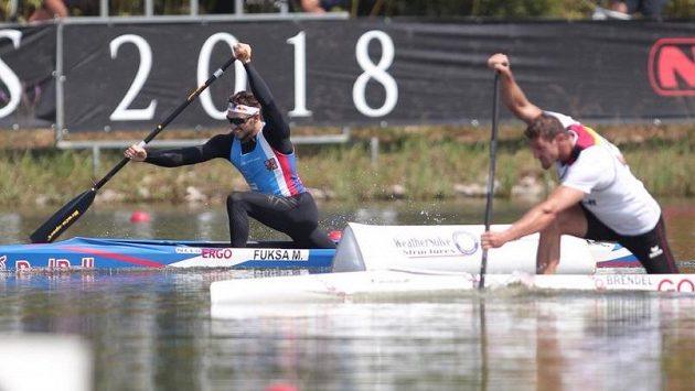 Rychlostní kanoisté by letos vedle zářijového Světového poháru v Szegedu mohli mít i mistrovství Evropy. (ilustrační foto)