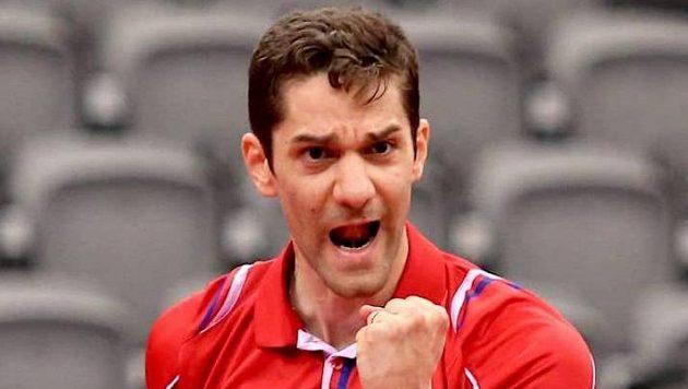 Stolní tenista Lubomír Jančařík musel opustit olympijskou vesnici.