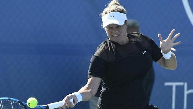 Kim Clijstersová bude hrát v Indian Wells