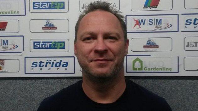 Hokejový trenér David Bruk povede ve WSM lize Litoměřice.