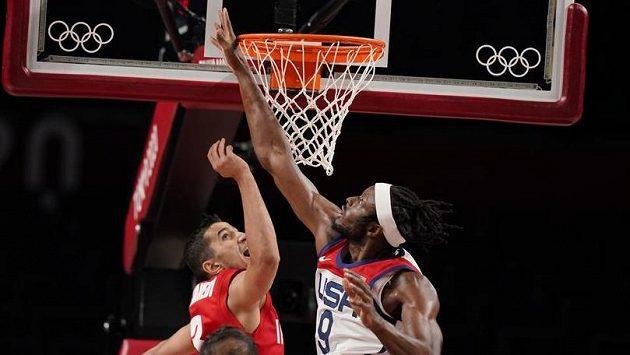Basketbalisté USA deklasovali Írán