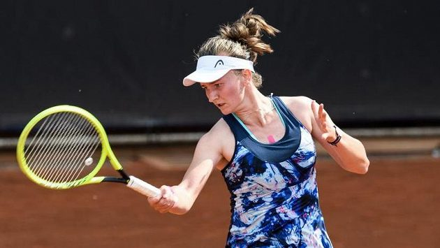 Barbora Krejčíková bojuje o čtvrtfinále French Open