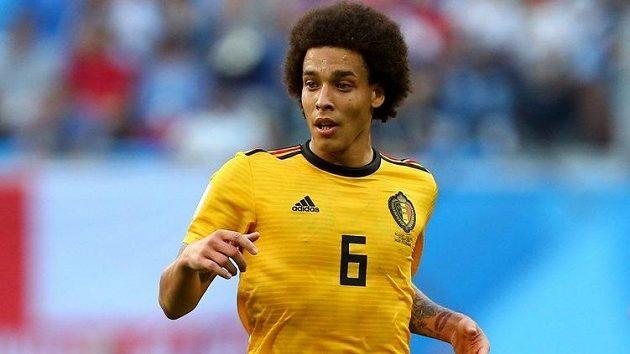 Belgický záložník Axel Witsel je novou posilou Borussie Dortmund.