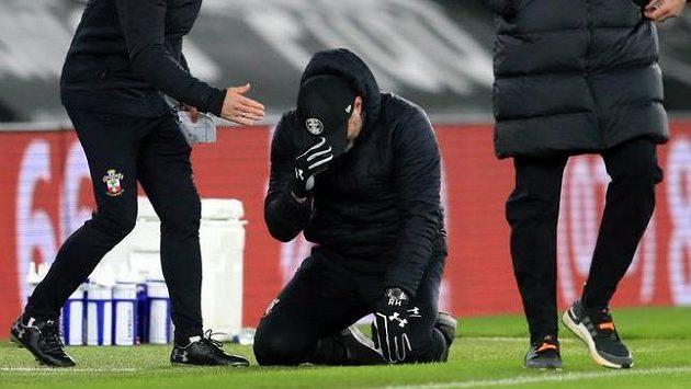 Trenér fotbalistů Southamptonu Ralph Hasenhüttl byl po výhře nad Liverpoolem dojatý, po zápase chválil přístup svých svěřenců.