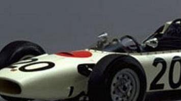 Honda formule 1 zroku 1964 - model RA 271.