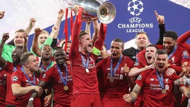 Odloženo bylo i finále Ligy mistrů
