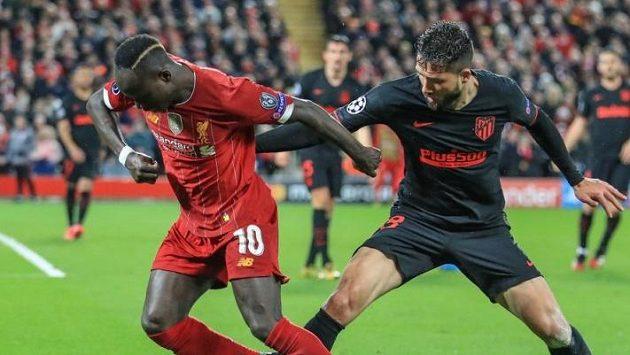 Osmifinálový zápas Ligy mistrů mezi Liverpoolem a Atlétikem Madrid měl velmi smutnou dohru