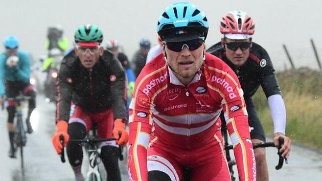 Dánský cyklista Magnus Cort měl pozitivní test na koronavirus