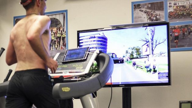 Pražský digitální maratón vydělával peníze pro dobrou věc.